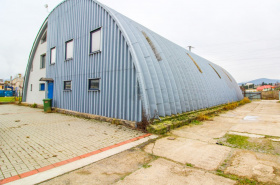 Production hall with land, / 1123m2 /, Kysucké Nové Mesto